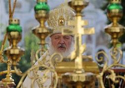 Воцарение патриарха Кирилла на телеэкране не остановило духовную деградацию общества
