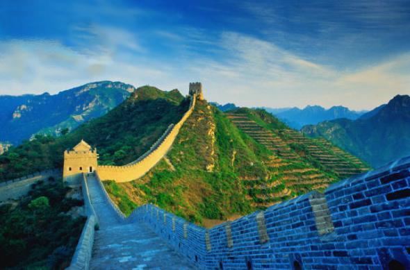 Великую китайскую стену строили… не китайцы!