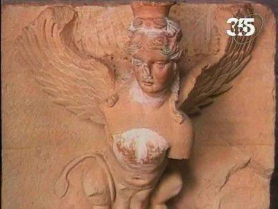Тайны древности. Спрятанный город Петра / Ancient mysteries. The Hidden city of Petra (2001) SATRip