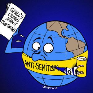 Индустрия холокоста и антисемитизм