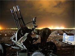 Реальный баланс потерь НАТО в Ливии.
