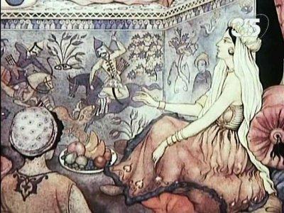 Тайны древности. Сказки тысячи и одной ночи / Legends of the Arabian Nights (2001) SATRip