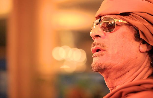 Речь Каддафи 8 сентября 2011г.