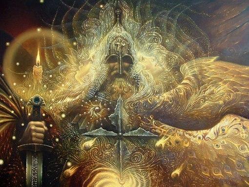 Инглия – это Первозданный Созидающий Живой Свет / Огонь / Знание / Энергия / Действие Vedi