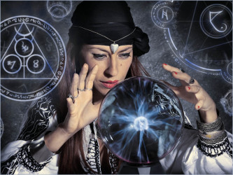 gypsy fortune teller gorecast