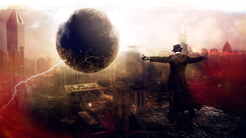 men-digital-art-fantasy-art-city-artwork-science-fiction-destruction-black-holes-darkness-screenshot-computer-wallpaper-special-effects-album-cover-243519