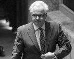Умер постоянный представитель России при ООН Виталий Чуркин