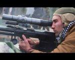 """Оружие снайпера. Российская крупнокалиберная снайперская винтовка АСВК """"Корд"""""""