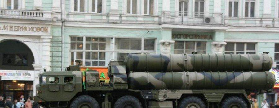 Россия задействует против Израиля С-300 и С-400
