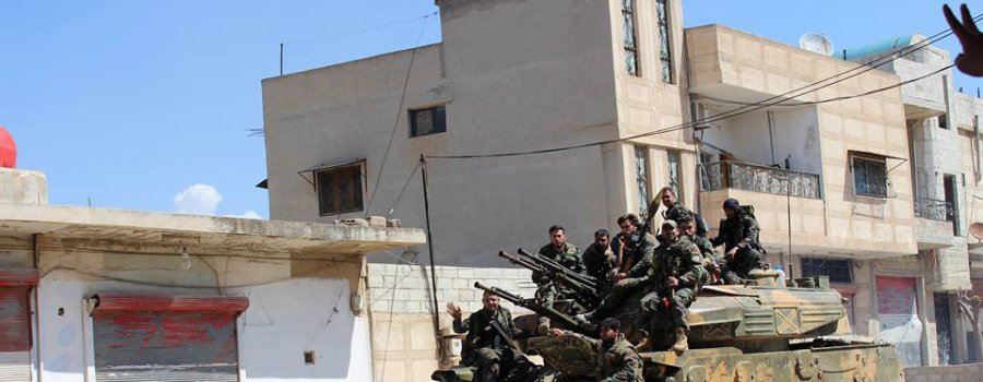 Сирия, ИГИЛ, последние новости 27 марта 2017