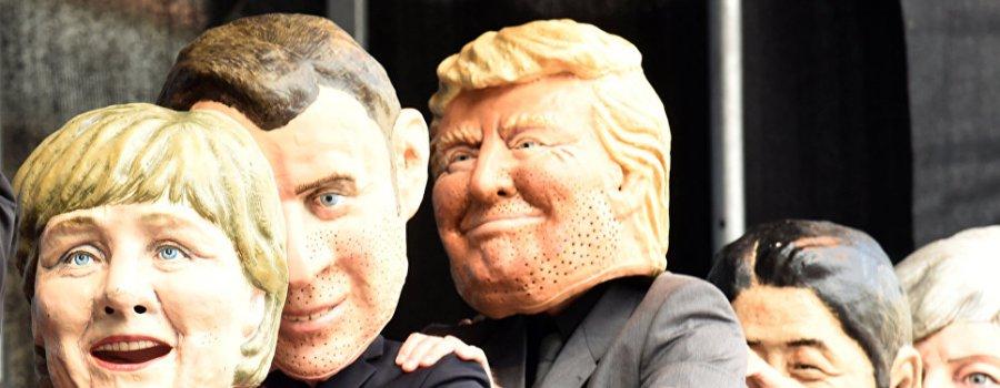 Правда о саммите G20. Фельетон-прогноз.