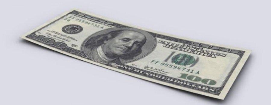 $20 трлн госдолга США в стодолларовых купюрах