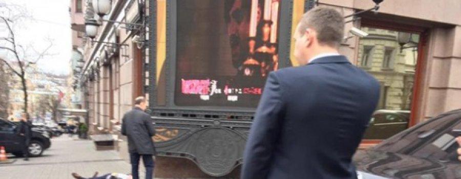 """Убийство Дениса Вороненкова в Киеве – """"положили шпалой крайнего"""""""