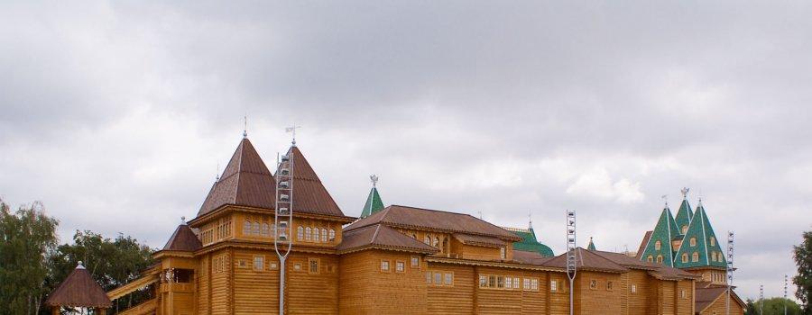 Про остроги-терема царя-батюшки двора или кое-что о деревянных замках