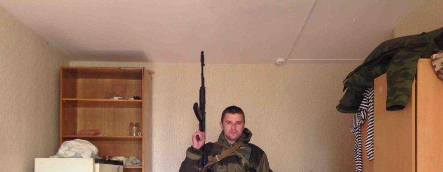 В Сирии погиб российский доброволец Артем Горелов: соратники скорбят, укродегенераты ликуют