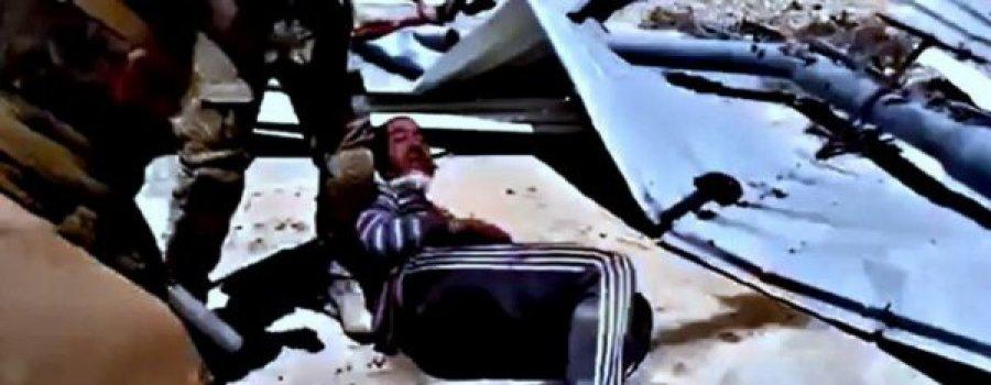 Провокация в Сети: фейковый видеоролик с пытками, хохлы и CIT