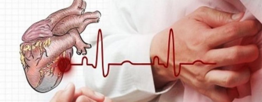 В случае сердечного приступа, у вас есть только 10 секунд, чтобы спасти свою жизнь или чью либо, если оказались рядом!