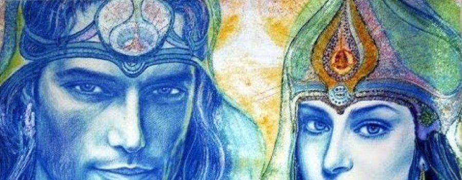 Легенды о белых богах. Александр Колтыпин [Прошлое Руси]