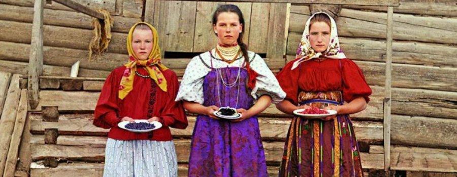 Что умела 10-летняя девочка век назад на Руси?