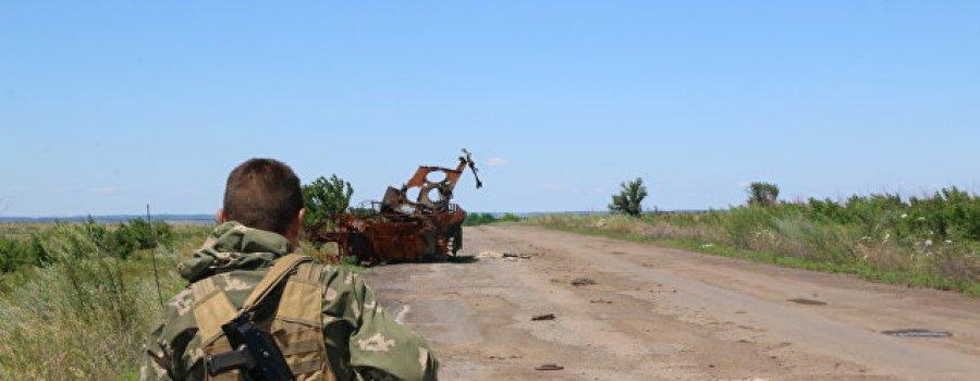 Сводки от ополчения Новороссии 23 июля 2016