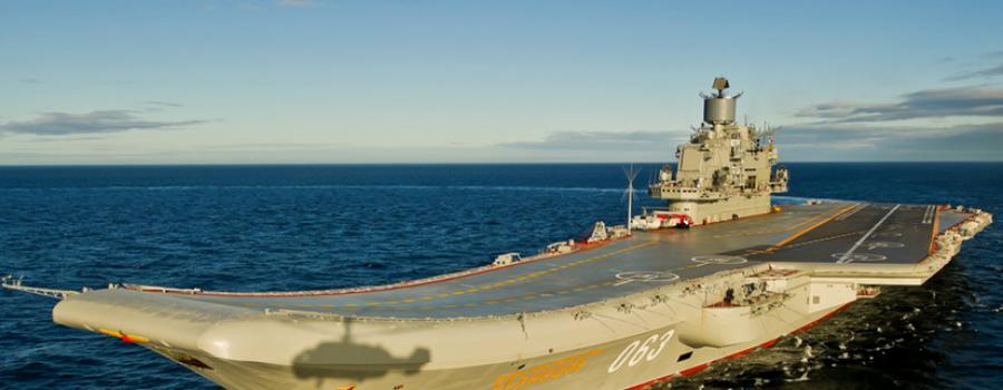 Про авианосцы и ремонты: что стоит за возвратом «Адмирала Кузнецова» (ФОТО)