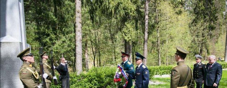 Скандал: российские дипломаты в Литве почтили память «лесных братьев»