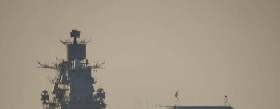 «Адмирал Кузнецов» возьмёт контроль над Восточным Средиземноморьем: страхи США и стратегия «A2/AD»