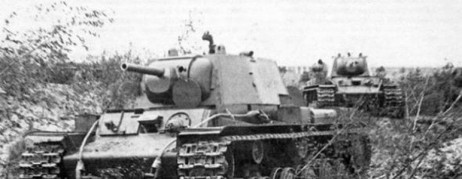 Танковый погром: 22:0 в пользу советскихтанкистов
