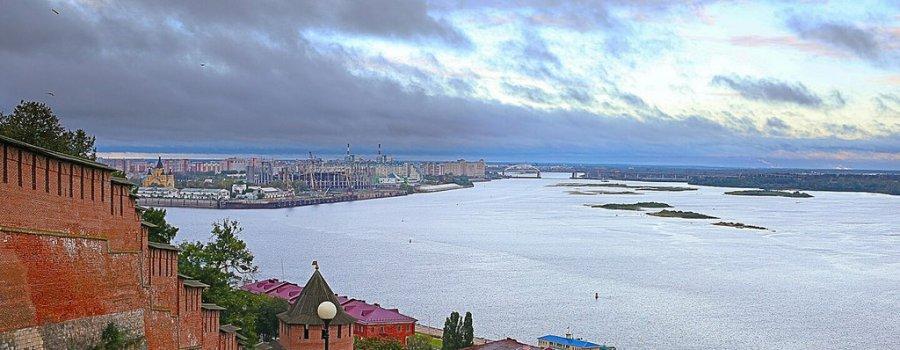 День России и 796-летие Нижнего Новгорода 12 июня