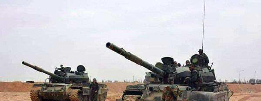 Сирия, ИГИЛ, последние новости 12 августа 2017
