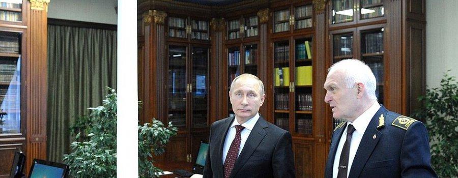 Ректор петербургского вуза, где защищал диссертацию Путин, стал долларовым миллиардером