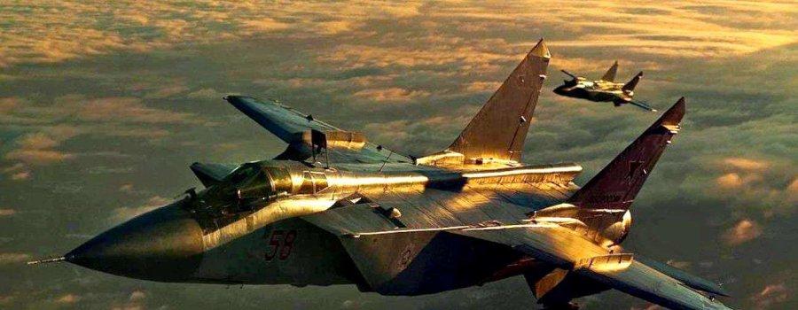 Впечатляющие кадры: МиГ-31поднялся кгранице ближнего космоса (ВИДЕО)