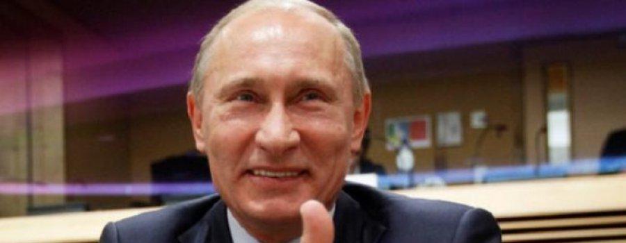 Инопланетяне пытались вклиниться в «прямую линию» Путина