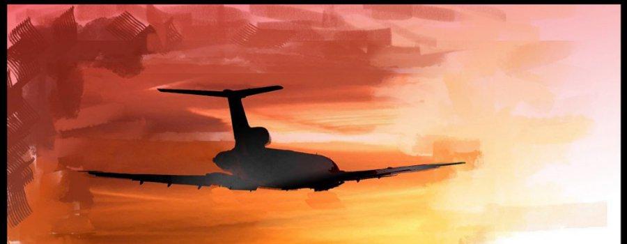 Крушение самолёта Ту-154, 25 декабря 2016
