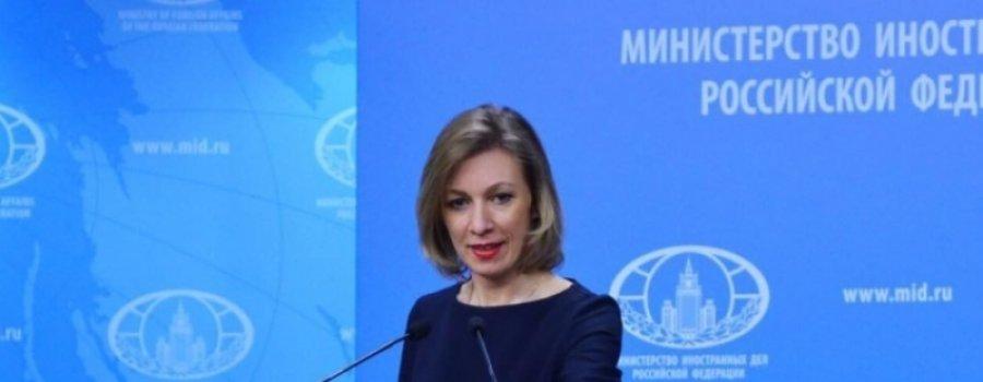 Мария Захарова посмеялась над постпредом США в ООН: совесть мира? Да Вы бредите!