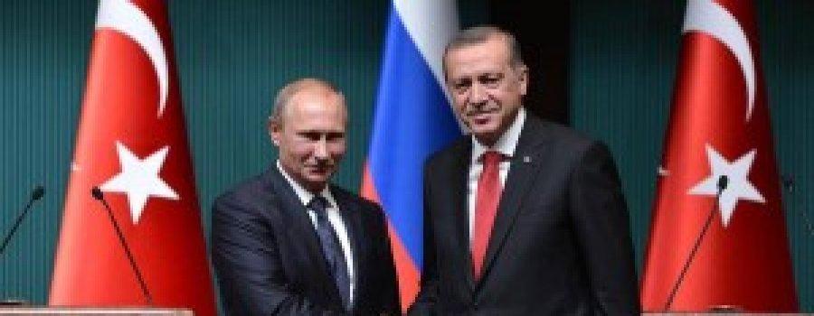 О чем Путин договорился с Эрдоганом?