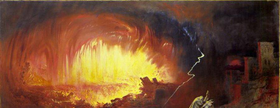 Грязная история Содома и Гоморры — это лжесвидетельство иудеев на историю древних славянских городов, погибших от природного катаклизма!