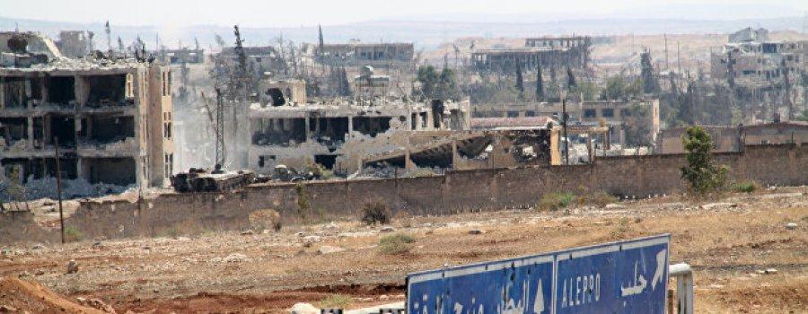 Сирия, ИГИЛ, последние новости 26 сентября 2016