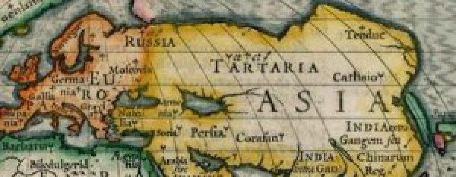 Как стирали Великую Тартарию?