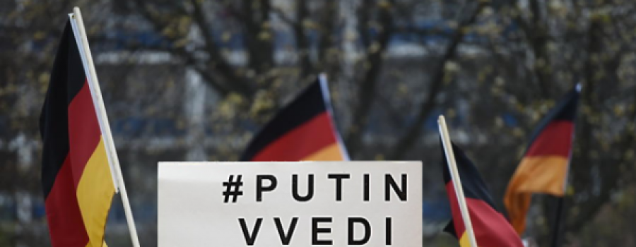 «Путин, введи войска!» — европейцы просят Россию отправить ОМОН дляразгона распоясавшихся мигрантов (ВИДЕО)