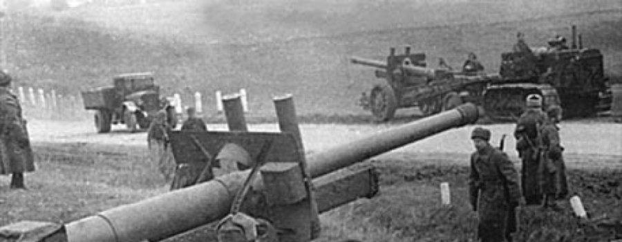 Миф о захвате оружия СССР в начале Войны