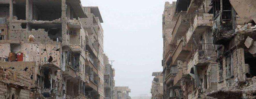 Сирия, ИГИЛ, последние новости 10 октября 2016