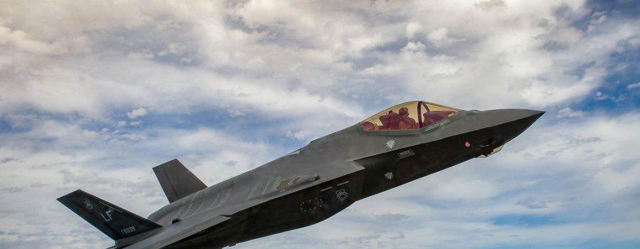 Как фанера над Парижем: F-35 «сенсационно опозорился» в Ле-Бурже