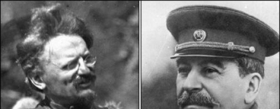 Сталин, Троцкий…и Крым.