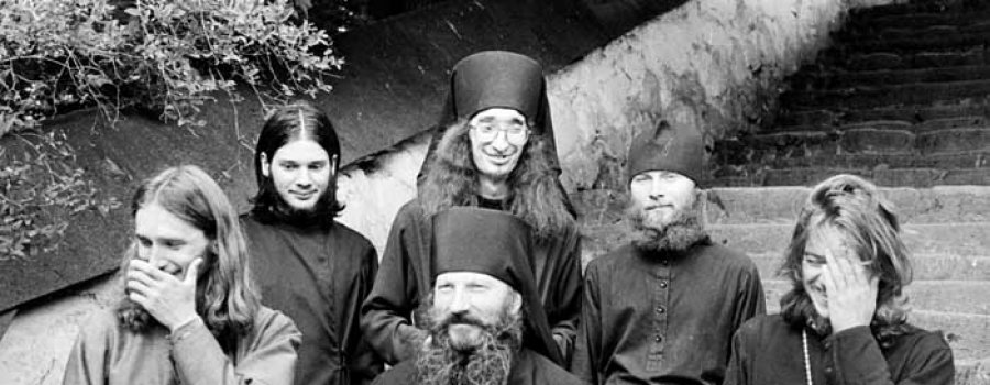 Священники шутят