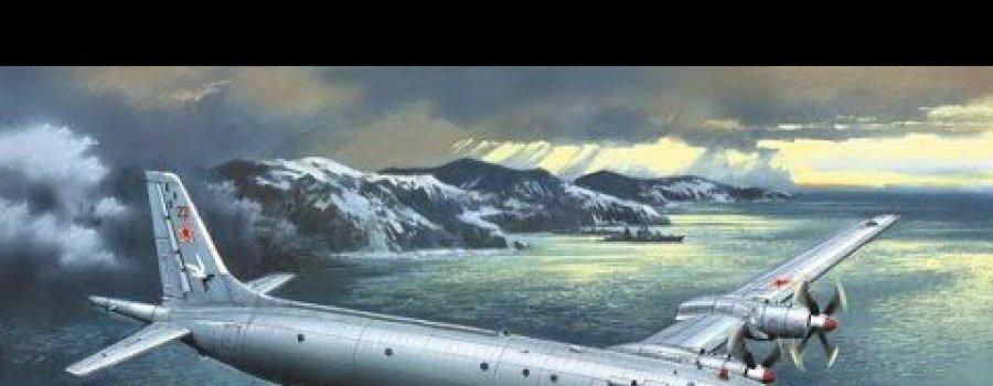 Его боятся все подлодки НАТО. Ил-38 стал настоящей грозой иностранных субмарин.