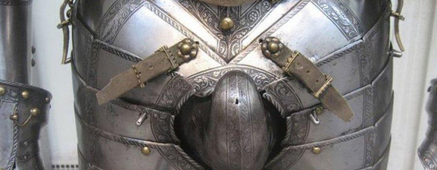 Экзоскелеты средневековых рыцарей