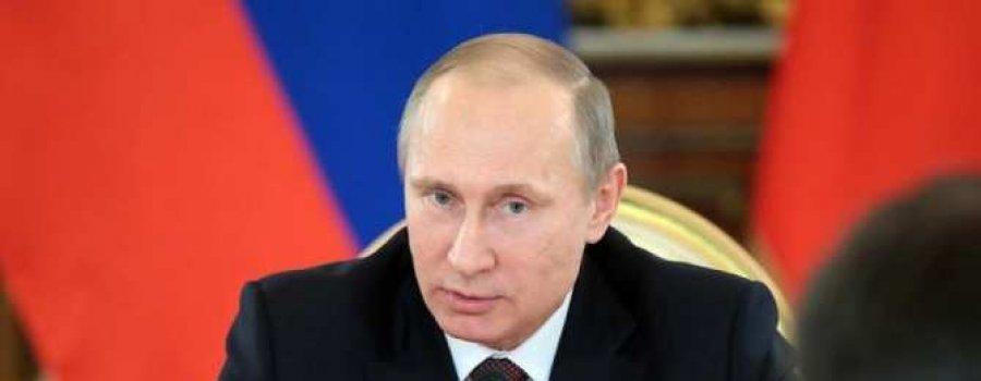 «На разговоры мы больше не купимся», — Путин о строительстве нового газопровода (ВИДЕО)