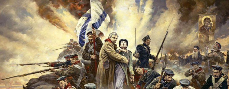 Русское добровольческое движение: Греция, Италия, Балканы