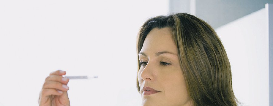 Базальная температура тела женщины: понятие и проведение процедуры